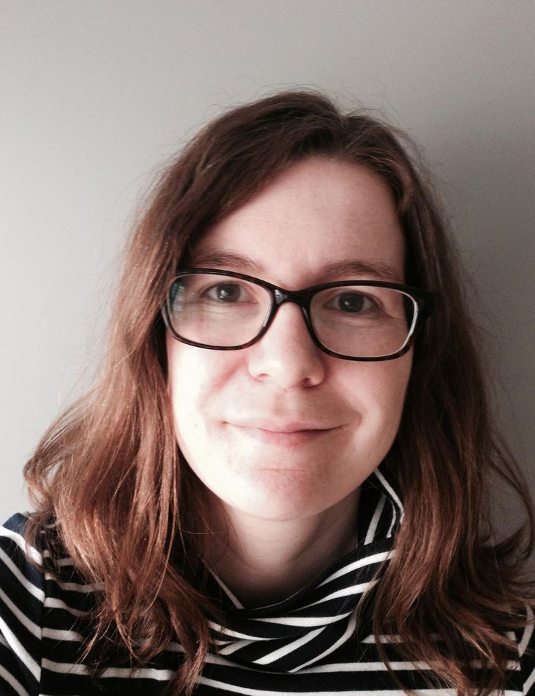 Liesbet Geyskens (34).