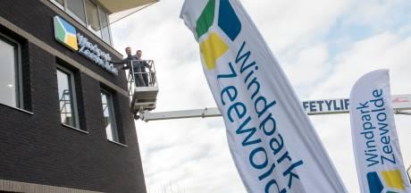 Windpark Zeewolde opent kantoor