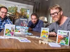 Deze mannen begonnen een speluitgeverij en steunen de voedselbank: 'Een spelletje doen suf? Echt niet!'