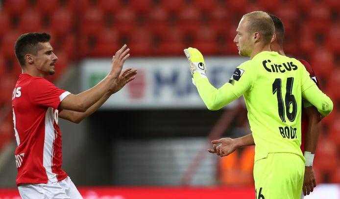 Les Rouches n'ont pas été grandioses jeudi soir, contre Bala Town, mais ils se rapprochent des poulers de l'Europa League.