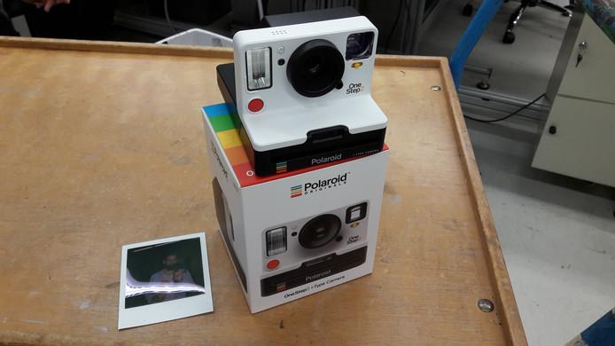 De  nieuwste camera
