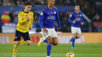 Strateeg Tielemans weer belangrijk voor Leicester, dat nu ook Arsenal wegduwt