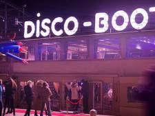 Discoboot is een 'feest der herkenning' én vertrekt voor het eerst uit Rotterdam'