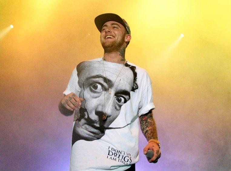 Rapper Mac Miller