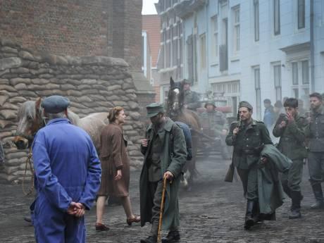 Oorlog in de Vlissingse binnenstad: honderd rondjes om de kerk voor 2,5 minuut film
