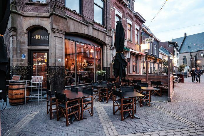 Restaurant De Zaak in Doetinchem.