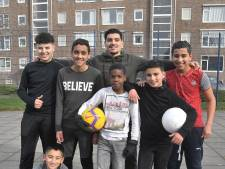 Voor Oranje-speler Saïd Bouzambou was lid worden van een voetbalclub te duur: 'Het is zó belangrijk'