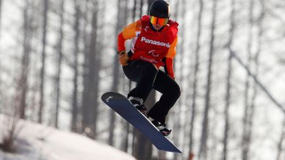 9 keer kanker, 5 longoperaties, 74 keer bestralingen, en toch haalde deze snowboarder goud op de Paralympische Spelen