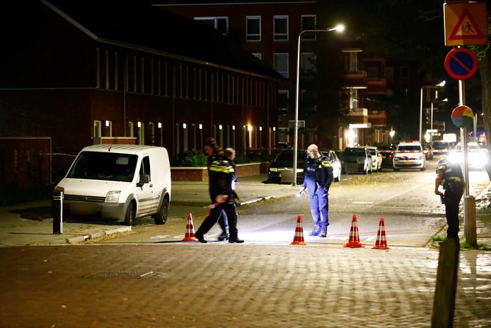 De politie maakte een groot plaats delict. Daarbij werd naast de recherche ook de Verkeers Ongevallen Analyse dienst (VOA) van de politie ter plaatse gevraagd.