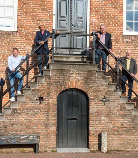 Schepenhuis in Budel moet meer schwung krijgen, Cranendonckers mogen meedenken