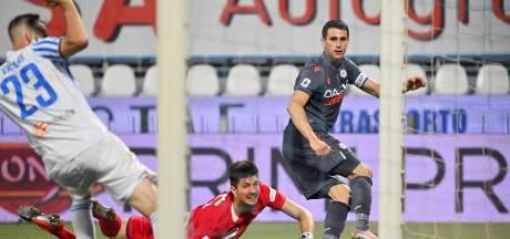 Udinese werpt SPAL verder terug in Serie A
