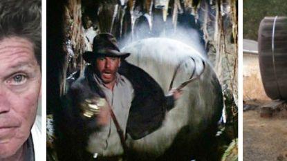 """""""Het leek wel een scène van Raiders of the Lost Ark"""": FBI stormt woning vol boobytraps binnen, agent in been geraakt door schietende rolstoel"""