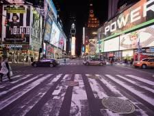 Zelfs New York is nu een slaapstad: griezelig leeg in 'de stad die nooit slaapt'