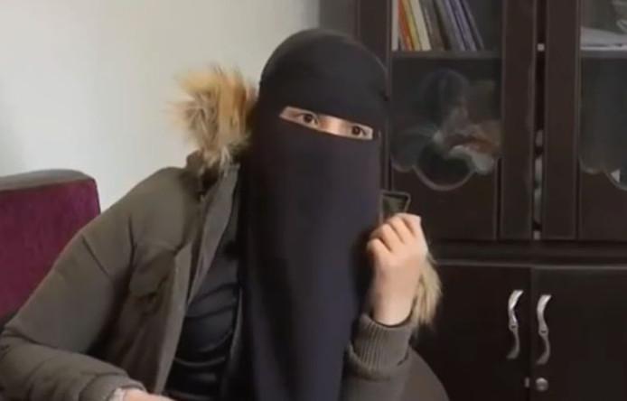 De Borgerhoutse Fatima Benmezian was waarschijnlijk één van de eersten die kon ontsnappen uit het Koerdische kamp Ain Issa, toen het Turkse offensief daar begon.