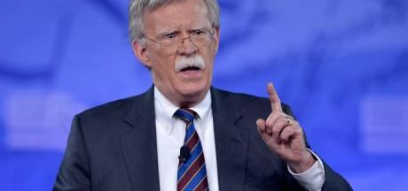 Trump vervangt nationale veiligheidsadviseur door 'havik'