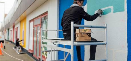 Nieuwe Blind Walls Gallery in Breda: 'Het komt allemaal wel goed, zo niet dan toch'