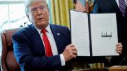 """Trump kondigt zware sancties aan tegen Iraanse ayatollah Khamenei - Iran: """"VS hebben niks te zoeken in Perzische Golf"""""""