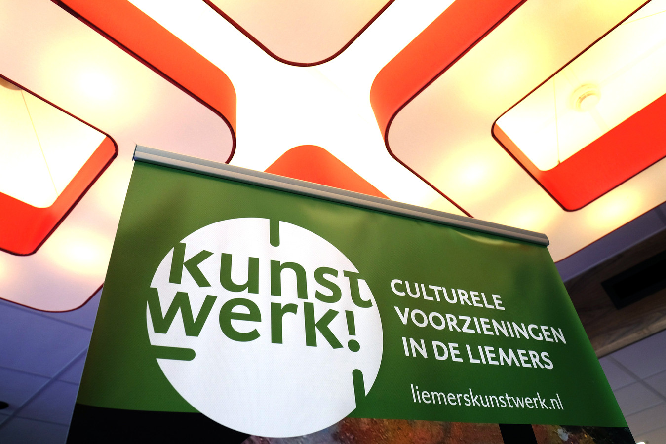 Kunstwerk! de Liemers is een van de gebruikers van Hal12, het nieuwe cultuurhart in Zevenaar.