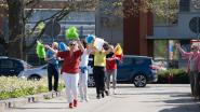 """Willebroekse senioren zingen en dansen samen mét voldoende afstand: """"Dit breekt de dag en geeft mensen energie"""""""