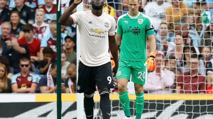 Lukaku op gelijke hoogte met Drogba