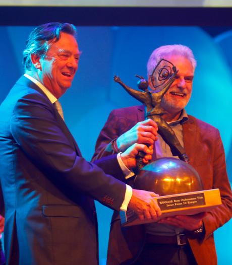 Durf van Heliox bekroond met BOV-trofee