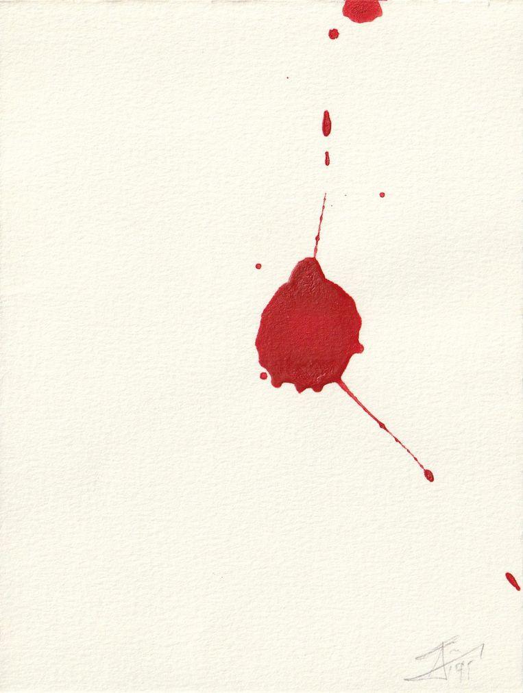 Jos Juchtmans - Zonder titel #5 (1995) Beeld Galerie van den Berge