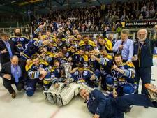 Trappers uit Tilburg opnieuw kampioen Duitse Oberliga