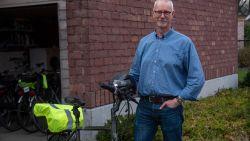 Honderden haatberichten nadat leerkracht Carl ten onrechte werd 'ontmaskerd' als man op de fiets in truckersfilmpje