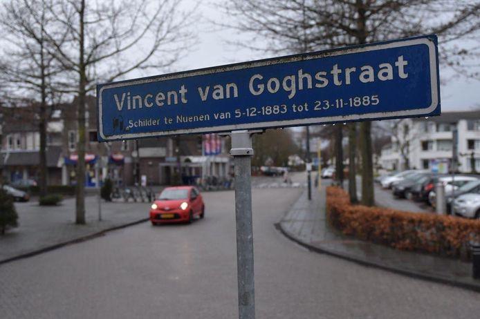 Vincent van Goghstraat in Nuenen