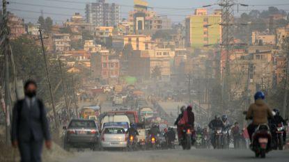 Vijf doden en twaalf gewonden bij aardverschuiving in Nepal