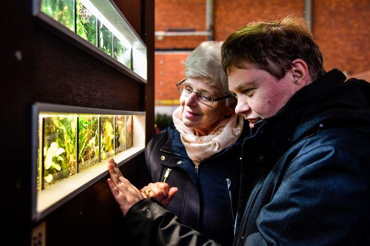 Betta verwacht achtduizend bezoekers voor de tentoonstelling.