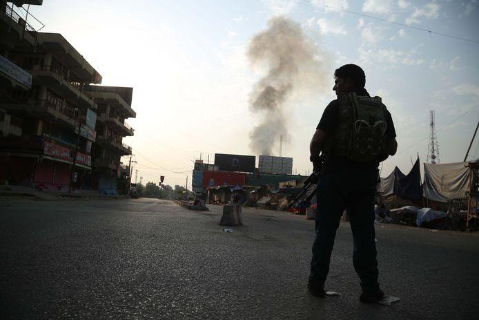 Un porte-parole du gouverneur de la province a de son côté fait état de 21 morts.