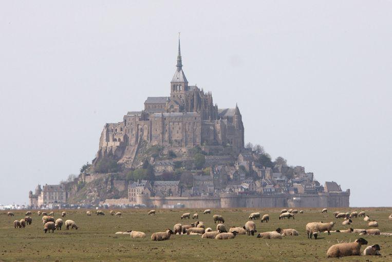 Mont Saint-Michel. Beeld afp