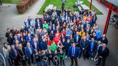 Nicky Degrendele verkozen tot Jabbeekse sportvrouw van het jaar, Maxime Louagie wint bij de mannen