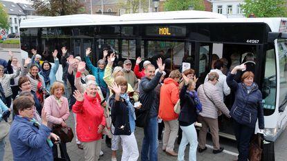 Alleman Mobiel blijft pleiten voor Lijnbus naar Mol