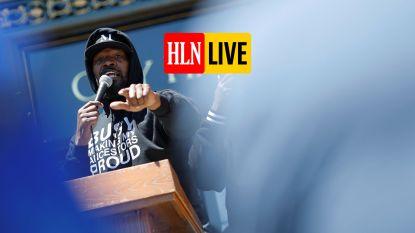 HLN LIVE. Acteur Jamie Foxx steunt protesten in San Francisco