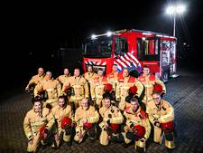Nieuwe pakken, nieuwe wagen voor brandweer in Neerkant