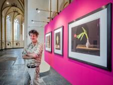 Bijna 16.000 bezoekers voor expositie 'Bloom Light' in Deventer Bergkerk