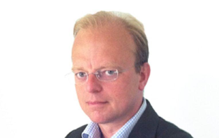 Paul Jansen. Beeld -