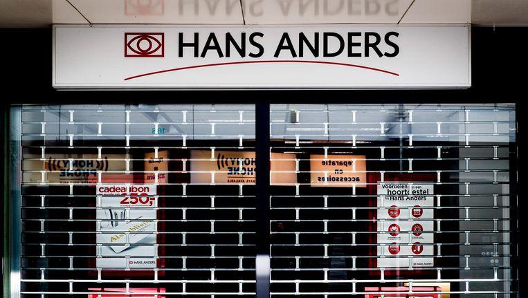 De brillenketen Hans Anders is overgenomen door Investeringsfonds 3i, eigenaar van de discountwinkels Action. Beeld anp
