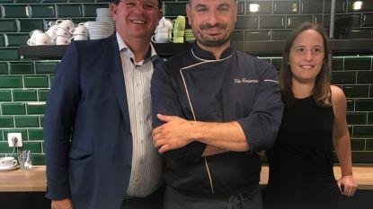 Nieuw Italiaans restaurant vervoegt Christinastraat