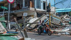 Lombok alweer getroffen door aardbeving