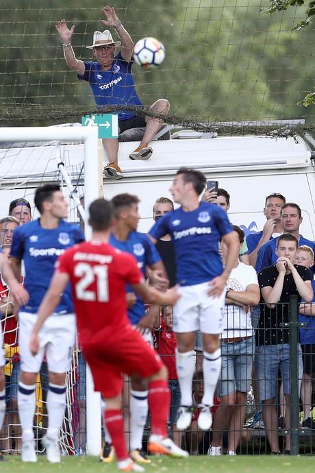 FC Twente - Everton in beeld