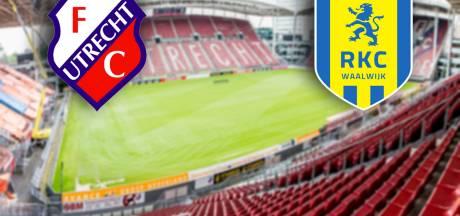 FC Utrecht jaagt in eerste thuisduel op driepunter tegen RKC