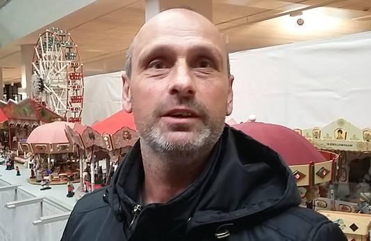 Corné Kriesels, kermismanager en initiatiefnemer van de nostalgische kermis