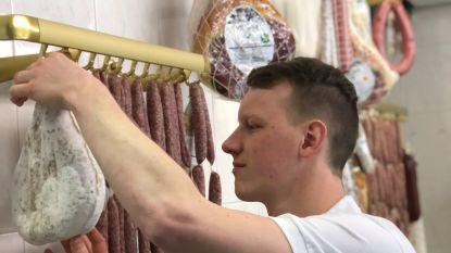Thomas (27) start culinaire slagerij in Langestraat