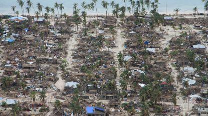 """Tweede cycloon raast over Mozambique: """"1,4 miljoen kinderen in nood"""""""