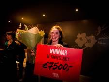 LIPS&KNOBEL wint aanmoedigingsprijs De Troffel bij Festival Cement in Den Bosch