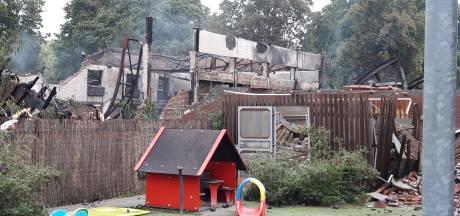 Dagje langer vakantie voor Boxmeerse kinderen vanwege verwoestende brand