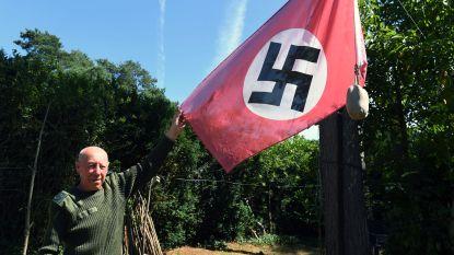 Hitlerfanaat (77) die huis versiert met nazisymbolen moet jaar de cel in